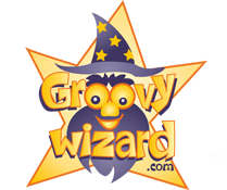 The Groovy Wizards sell comic books and collector toys