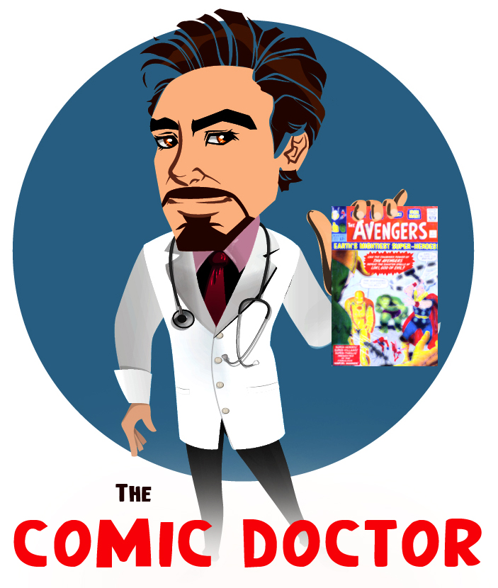 The Comic Book doctor can repair your comic books