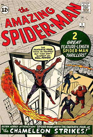 spider-man 1, spider-man