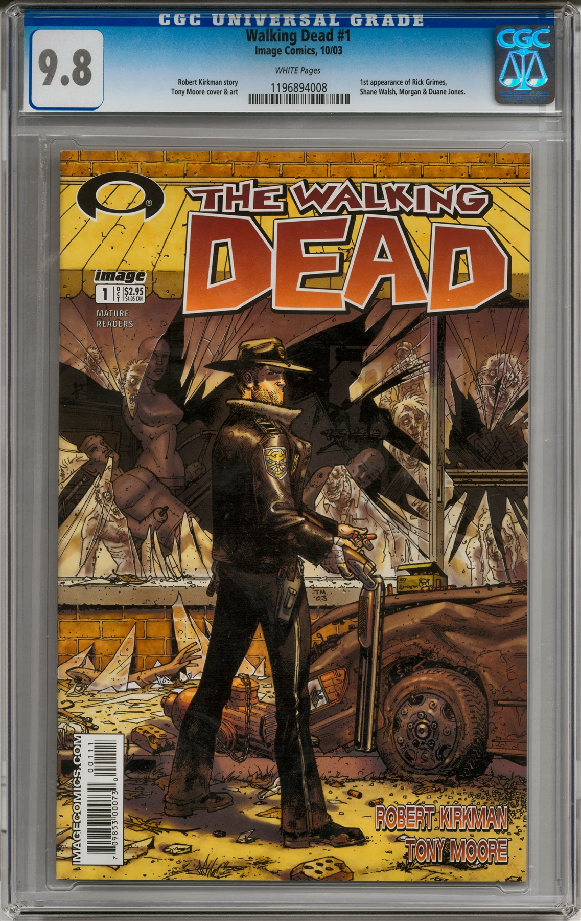 comic books for investment, walking dead, comic books, comic investing