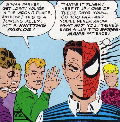 peter parker, spider-man, comics
