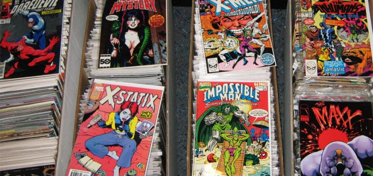 Is Your Comic Collection Priceless?  Likely Not.