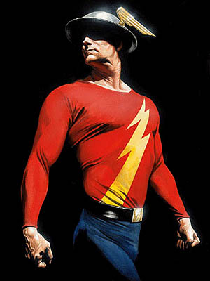 Jay Garrick was the Golden Age Flash